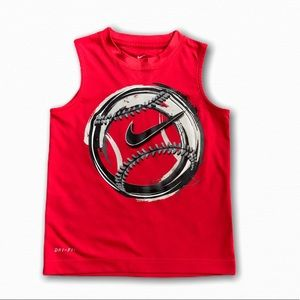 Nike Toddler Boy Tank Shirt